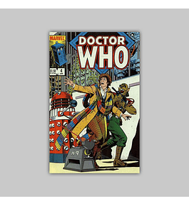 Doctor Who 4 1985