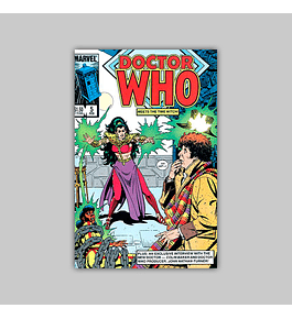 Doctor Who 5 1985