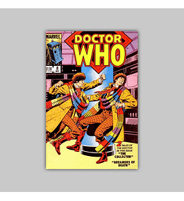 Doctor Who 8 1985
