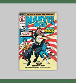 Marvel Age 77 1989