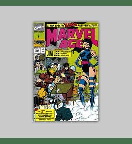 Marvel Age 104 1991