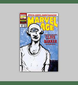 Marvel Age 107 1991