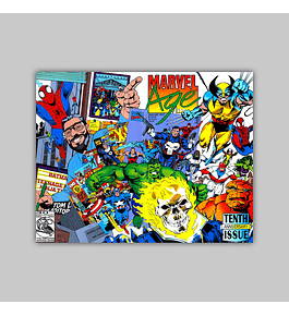 Marvel Age 120 1993