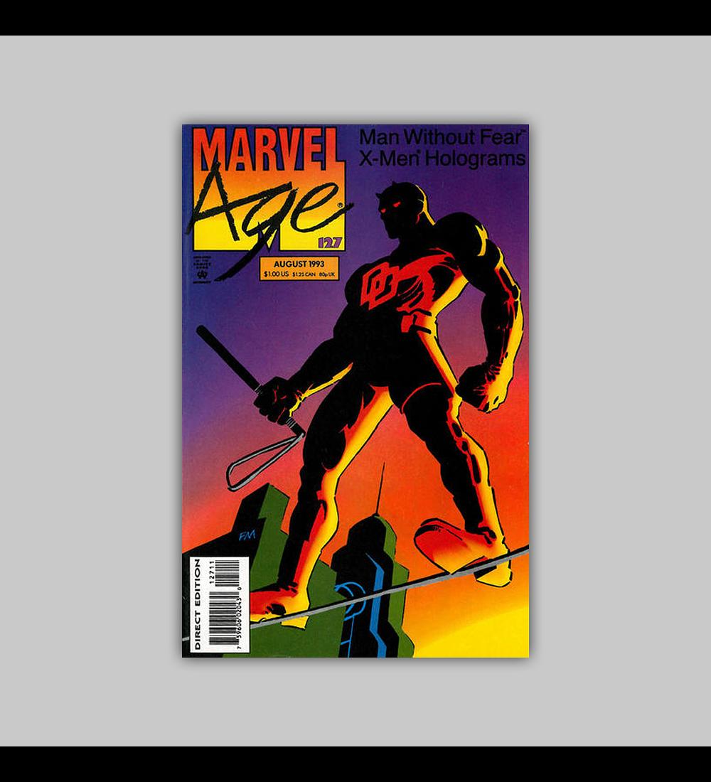 Marvel Age 127 1993