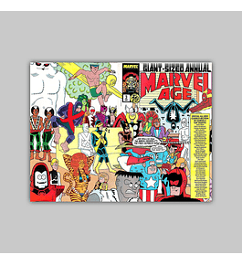Marvel Age Annual 3 1987