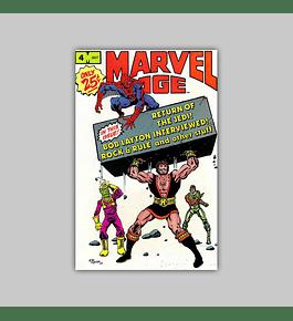 Marvel Age 4 1983
