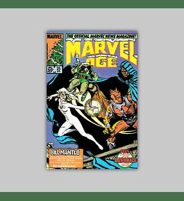 Marvel Age 25 1985