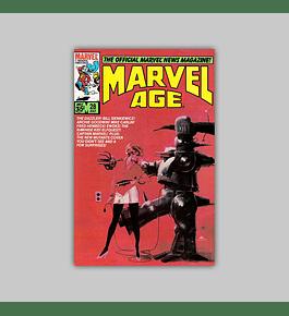 Marvel Age 28 1985