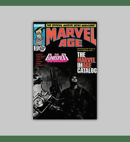 Marvel Age 72 1989
