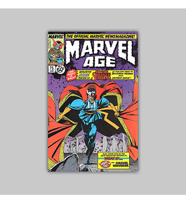 Marvel Age 75 1989