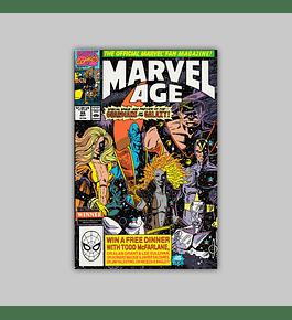 Marvel Age 88 1990