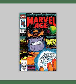 Marvel Age 91 1990