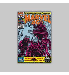 Marvel Age 101 1991