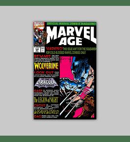Marvel Age 105 1991