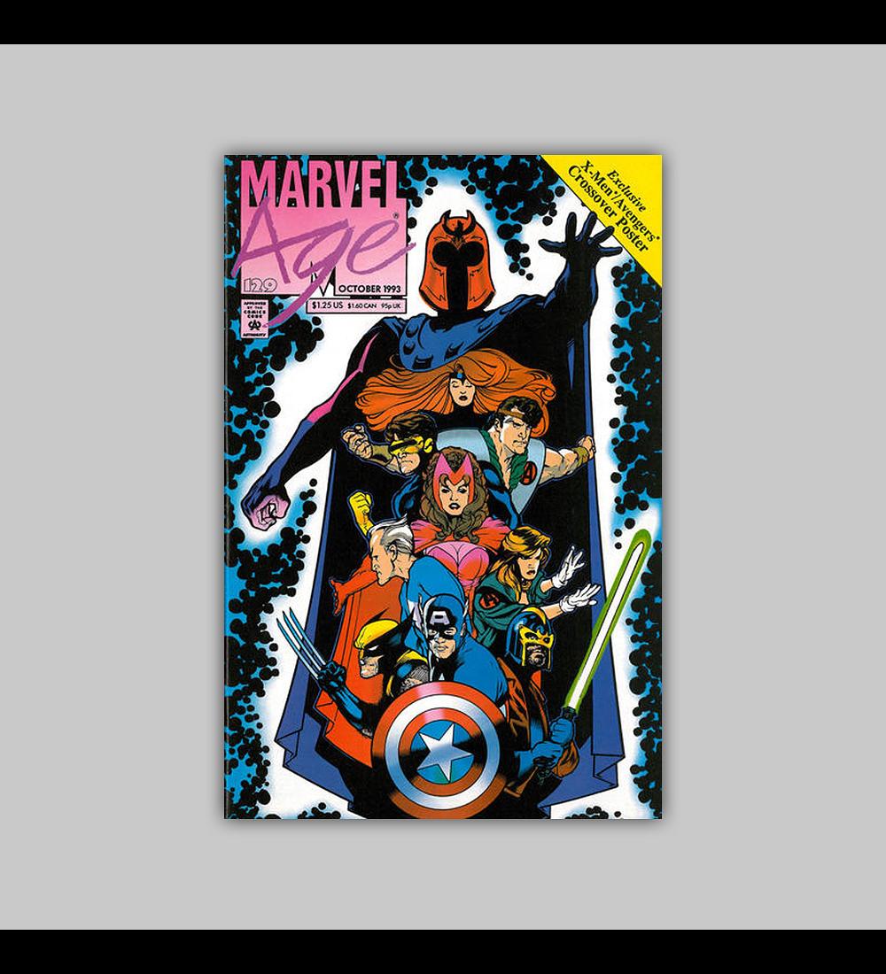Marvel Age 129 1993