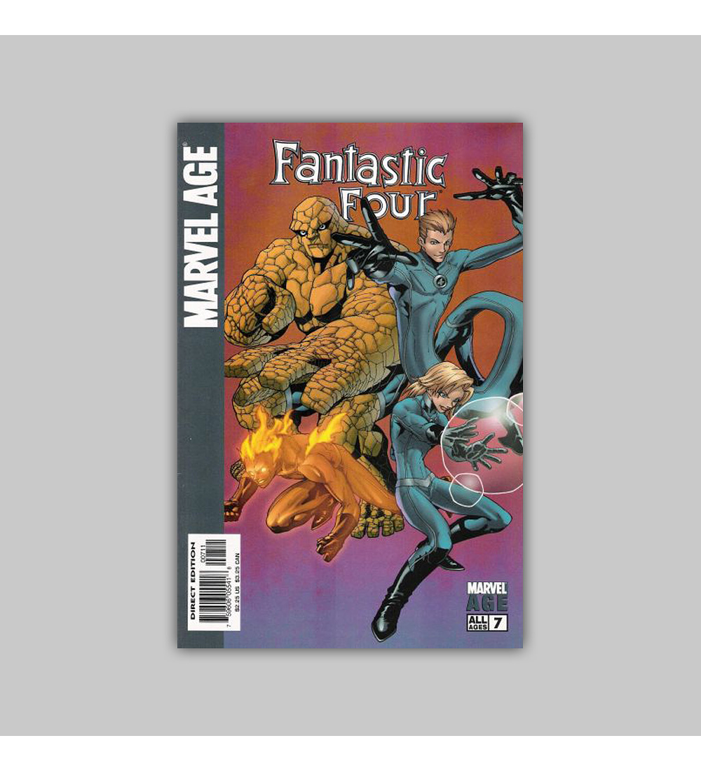 Marvel Age: Fantastic Four 7 2004