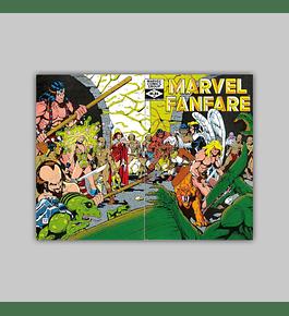 Marvel Fanfare 4 1982
