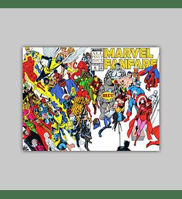 Marvel Fanfare 45 1989