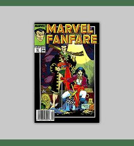 Marvel Fanfare 43 1989