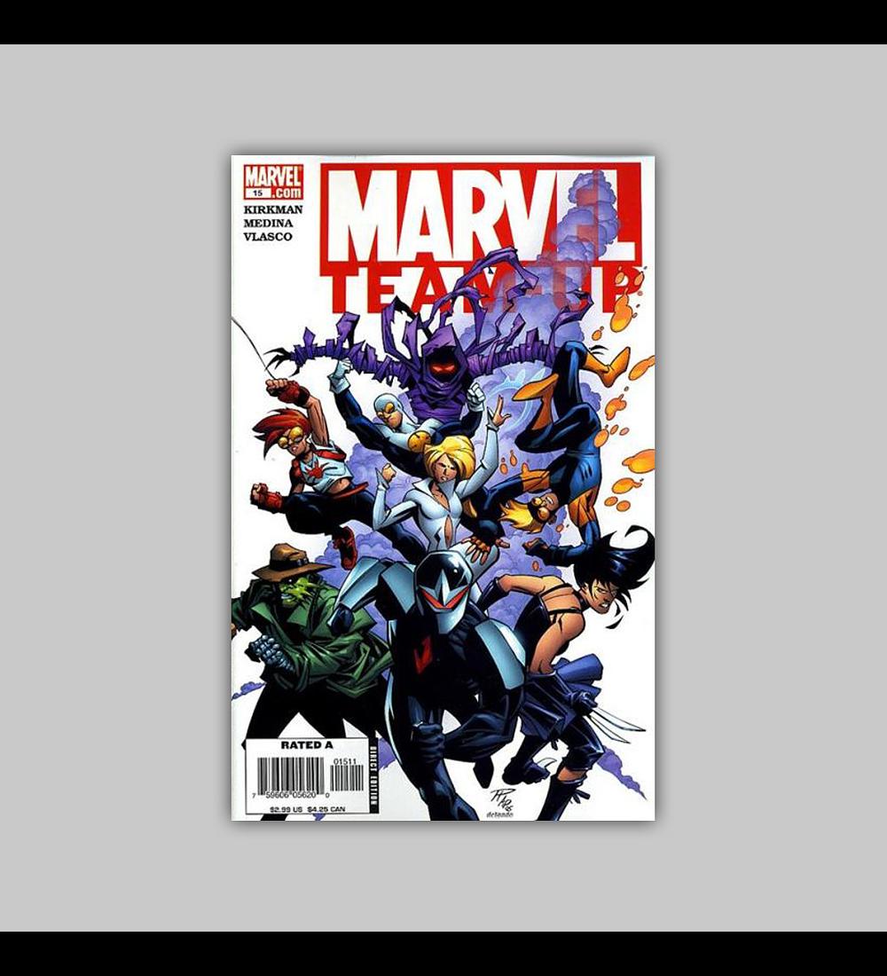 Marvel Team-Up 15 2006