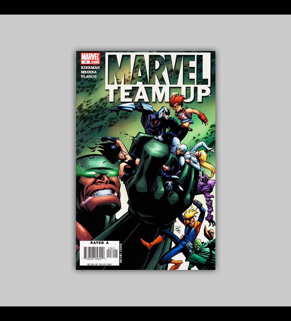 Marvel Team-Up 16 2006