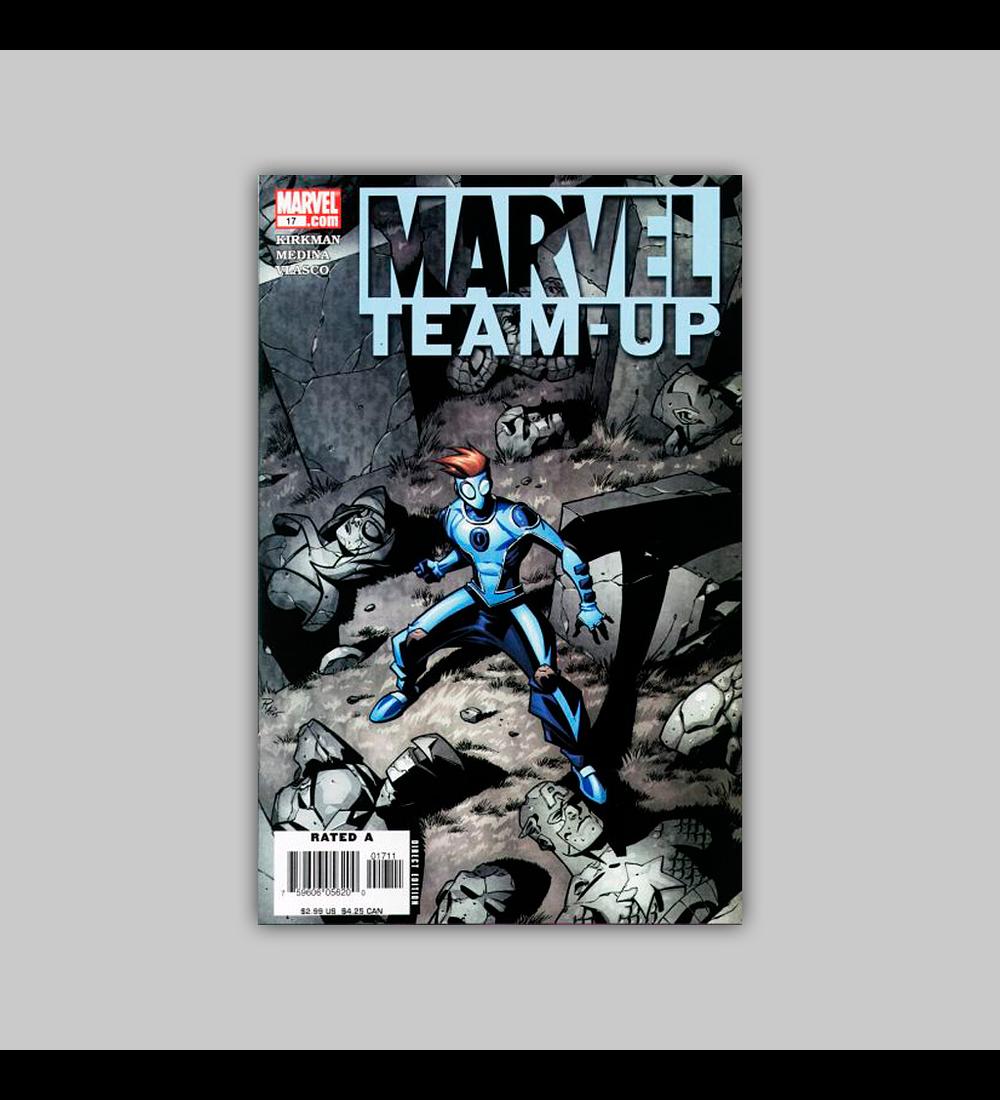 Marvel Team-Up 17 2006