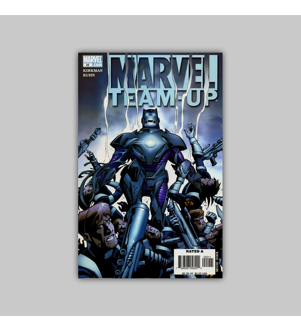 Marvel Team-Up 22 2006
