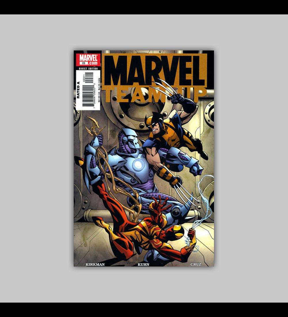 Marvel Team-Up 23 2006