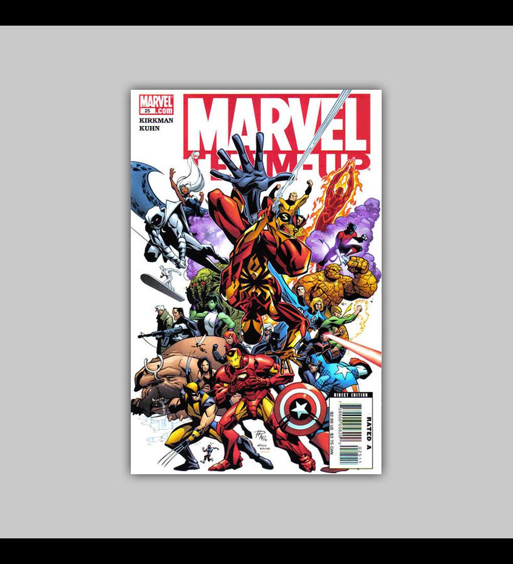 Marvel Team-Up 25 2006