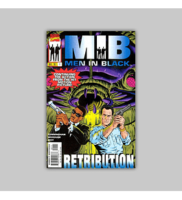 Men In Black: Retribution 1 1997