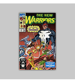New Warriors 9 1991