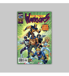 New Warriors (Vol. 2) 1 1999
