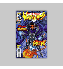 New Warriors (Vol. 2) 2 1999
