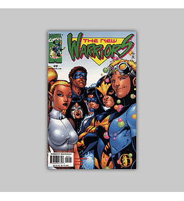 New Warriors (Vol. 2) 2 B 1999