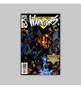New Warriors (Vol. 2) 3 1999