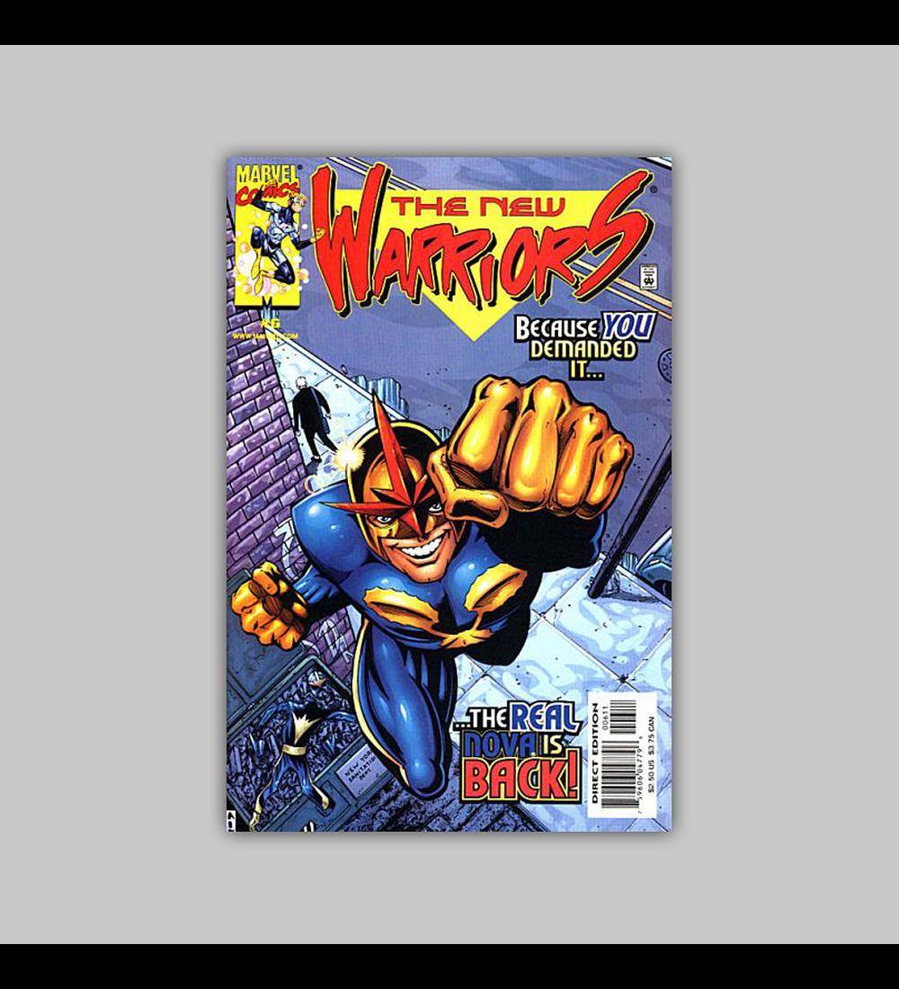 New Warriors (Vol. 2) 6 2000