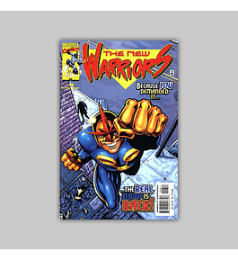New Warriors (Vol. 2) 6 2000