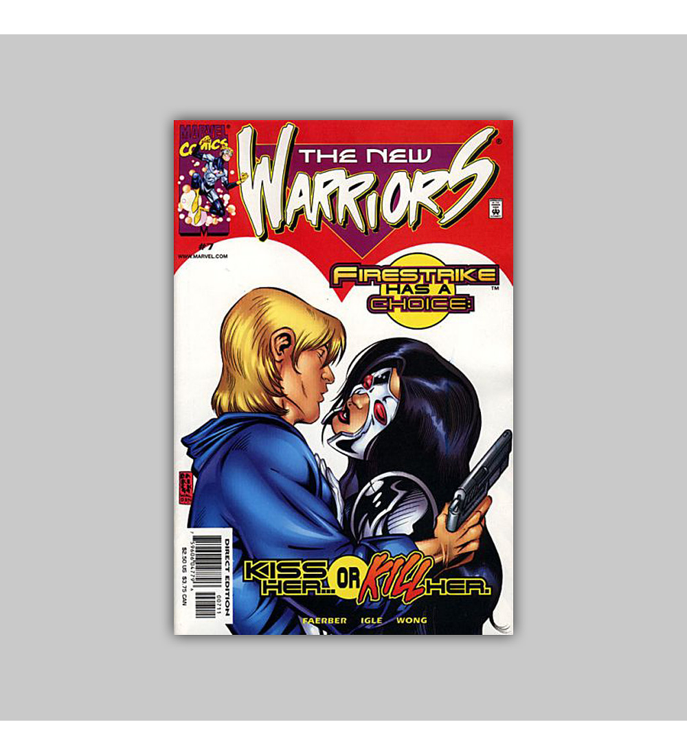 New Warriors (Vol. 2) 7 2000