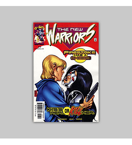 New Warriors (Vol. 2) 7 2000