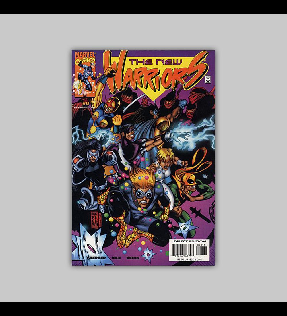 New Warriors (Vol. 2) 8 2000
