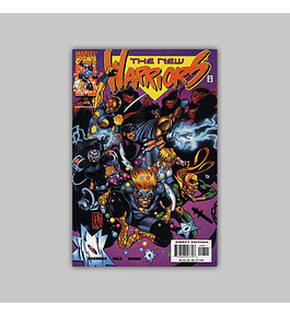 New Warriors (Vol. 2) 8 2000
