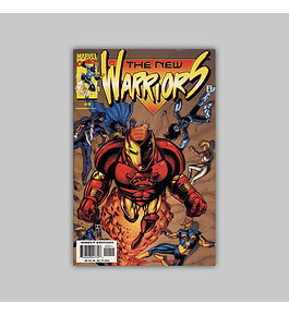 New Warriors (Vol. 2) 9 2000