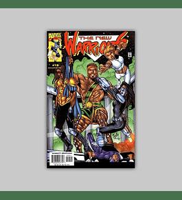 New Warriors (Vol. 2) 10 2000