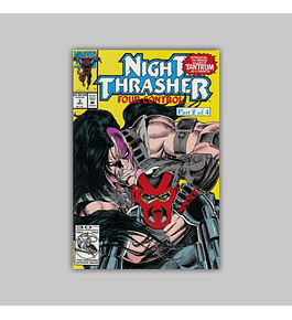 Night Thrasher: Four Control 2 1992