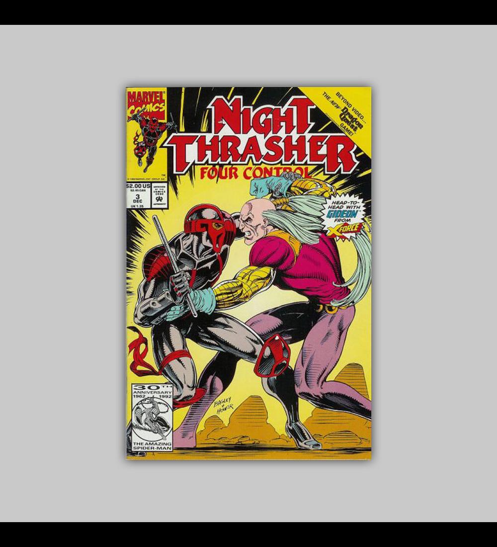 Night Thrasher: Four Control 3 1992