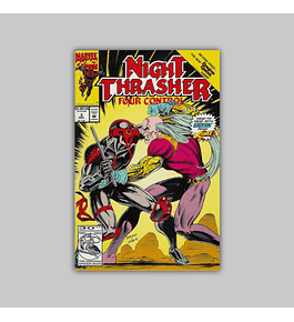 Night Thrasher: Four Control 3 1992