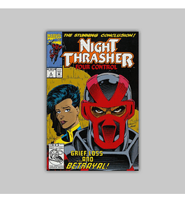 Night Thrasher: Four Control 4 1993
