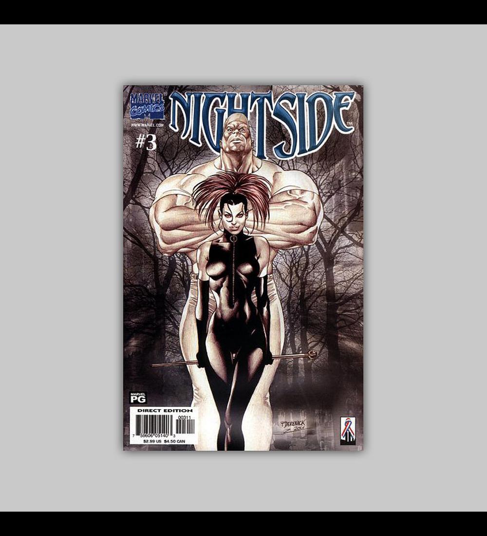 Nightside (complete limited series) 2002