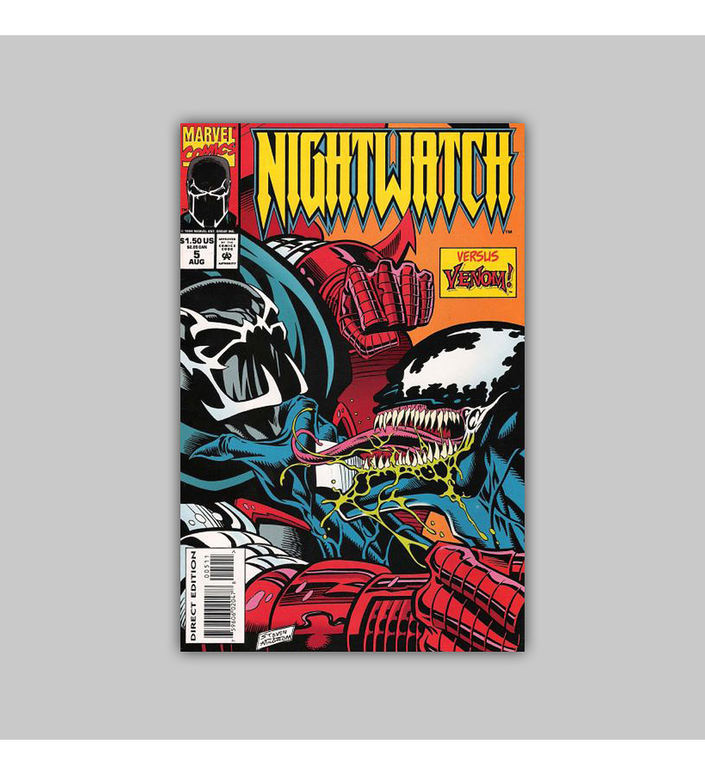 Nightwatch 5 1994