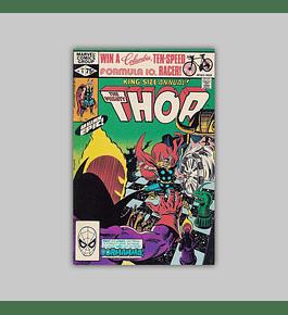 Thor Annual 9 1981
